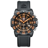 Men's Luminox Navy SEAL Colormark Chronograph 3080 Series Watch