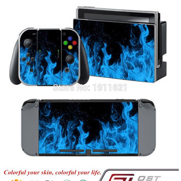 Hot Selling Protective Skin Decal Cover Stickers For Ninetendo Switch Console Skins For Nintendo Switch