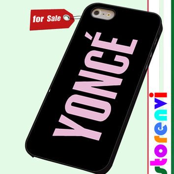Yonce - Beyonce custom case for smartphone case