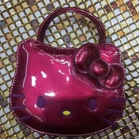 New Hello kitty Handbag with Shoulder Strap Bag Purse yey-1503
