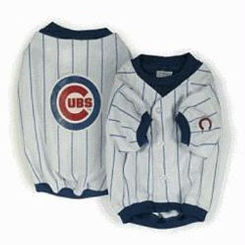 Chicago Cubs Alternate Style Dog Jersey