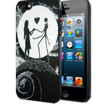 Love The Nightmare Before Christmas Samsung Galaxy S3 S4 S5 S6 S6 Edge (Mini) Note 2 4 , LG G2 G3, HTC One X S M7 M8 M9 ,Sony Experia Z1 Z2 Case
