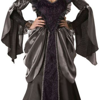 Women's Costume: Wicked Queen (IC) | Medium