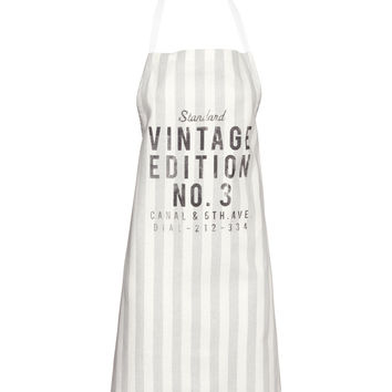 H&M - Apron - Light gray