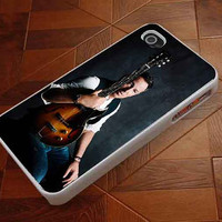 Bruce Springsteen customized for iphone 4/4s/5/5s/5c ,samsung galaxy s3/s4/s5 and ipod 4/5