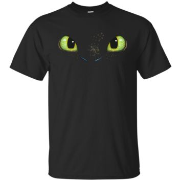 Dragon Face Of Toothless Tee