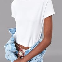 CROPPED T-SHIRTDETAILS