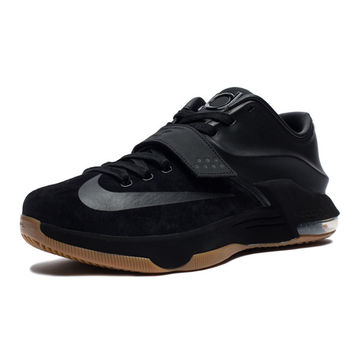 NIKE KD VII EXT SUEDE QS - BLACK | Undefeated