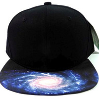 Hats & Caps 6-Panel Blank Strapback Hats Caps Fashion - Galaxy Milky Way - By TheTargetBuys