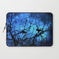 Crows: Attempted Murder -Blue Skies Laptop Sleeve by minx267