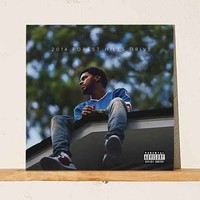 J. Cole - 2014 Forest Hills Drive LP