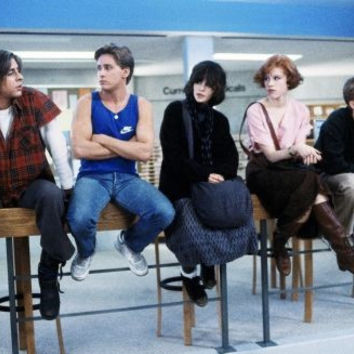The Breakfast Club Movie Mini Poster 11x17