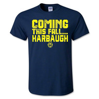Jim Harbaugh coming to Michigan Tshirt