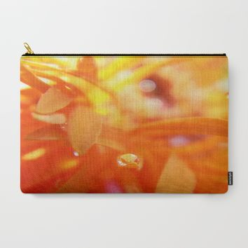 Let me hold that for you... Carry-All Pouch by Ducky B