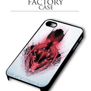 iron strong iPhone 4, iPhone 4s, iPhone 5, iPhone 5s, iPhone 6, iPhone 6+,iPod 4, iPod 5 case