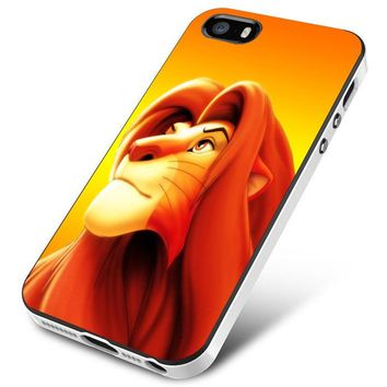 Cooll Scar The Lion King iPhone 5 | 5S | 5SE Case Planetscase.com