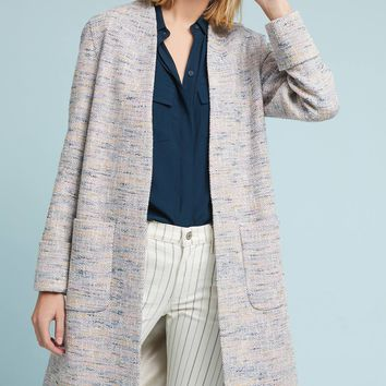 Spring Tweed Coat