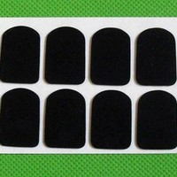 8 Patches Cushions Pads for Bb Clarinet Soprano saxophone Mouthpiece 0.8mm small