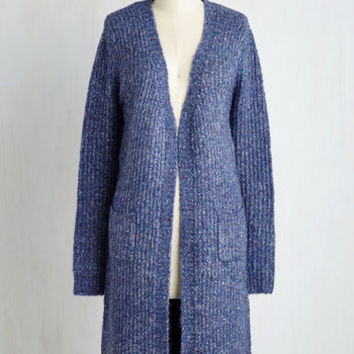 Rustic Long Long Sleeve Ferry Well Then Cardigan