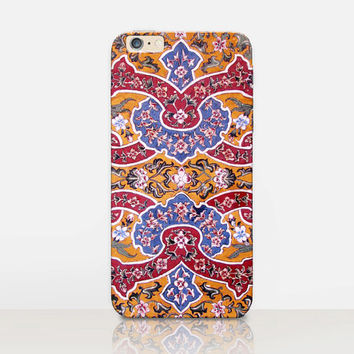 Bohemian Phone Case For - iPhone 6 Case - iPhone 5 Case - iPhone 4 Case - Samsung S4 Case - iPhone 5C - Matte Case - Tough Case