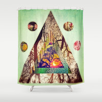 Grandeur of Nature Shower Curtain by DuckyB (Brandi)