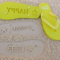 Happy Feet Flip Flops by Flipside Flip Flops