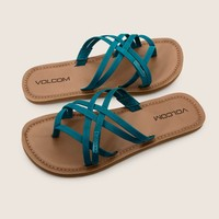 Strap Happy Sandals