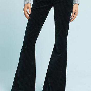 Citizens of Humanity Angie Velvet High-Rise Flared Jeans