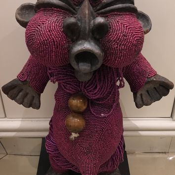 Hand Crafted Traditional Statue (Large and Small)