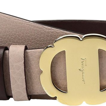 Salvatore Ferragamo Women's 23B509 Belt Cheek Belt-