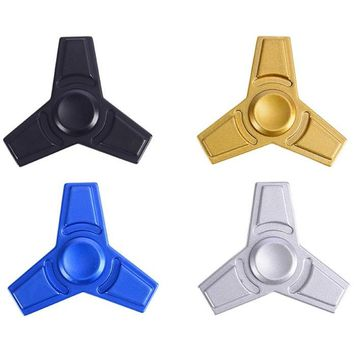 Fidget Spinners Metal Tri Spinner Short