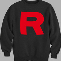 Team Rocket Sweater for Mens Sweater and Womens Sweater ***