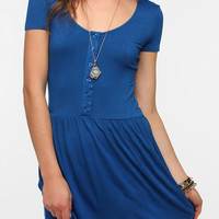 Urban Outfitters - Pins and Needles Knit Drop-Waist Dress