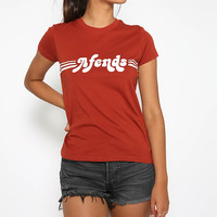 Summer Of 76 Logo Tee - Red