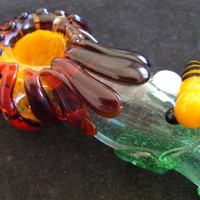 Glass pipe        Flowers to Oil