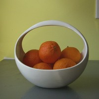 Supermarket: Hello Round Bowl from Perch!