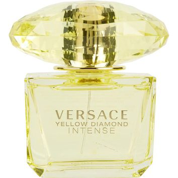 Versace Yellow Diamond Intense Perfume 3.0 Oz EDP Spray For Women Tester No Cap
