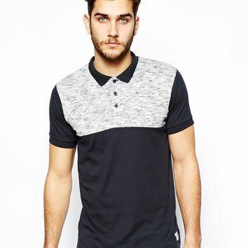 Jack & Jones Polo Shirt In Colo