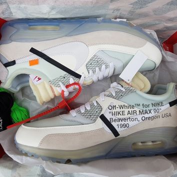 Nike x Off White Air Max 90 UK12 DS