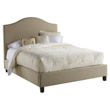 Pulaski Leo Upholstered Platform Bed & Reviews | Wayfair