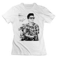Bruno Mars cool Clothing T shirt Women