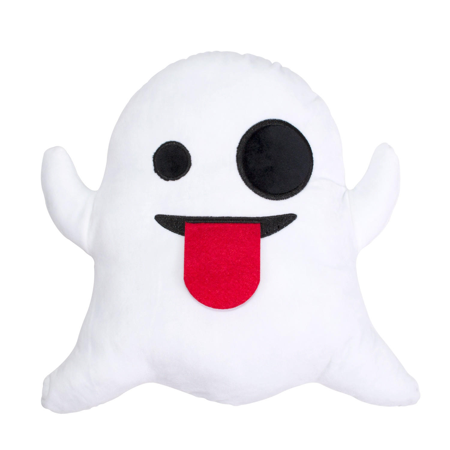 Ghost Emoji Pillow From Shelfies Pillows