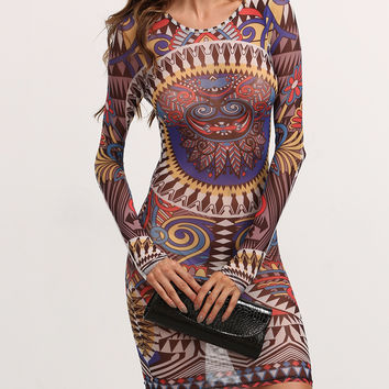 Ella Bodycon Dress