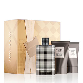 Burberry BRIT FOR MEN Holiday Gift Set