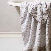 Provence Towel Collection by Anthropologie Sand