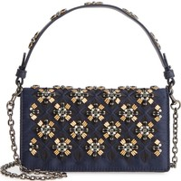 Tory Burch Cleo Beaded Clutch | Nordstrom