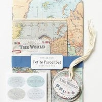 Petite Parcel Set by Anthropologie Blue One Size House & Home