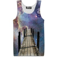 Bridge Men's Tank Top