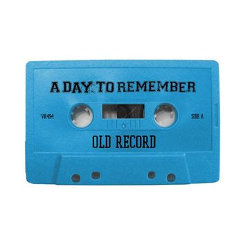 A Day To Remember - Old Record Cassette Tape