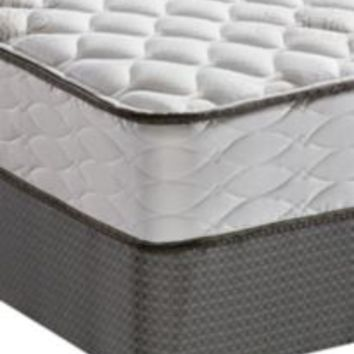Serta Perfect Sleeper Leisure Bay Cushion Firm Tight Top Full Mattress Set